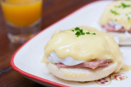Eggs Benedict Photo Credit: Kunal Chandra