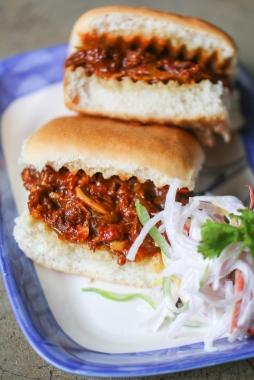 Goan Chorizo Pao  - Monkey Bar - Photo Courtesy Kunal Chandra