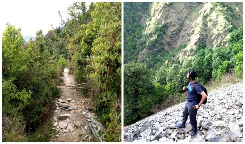 No Name Waterfall Dharamkot-2
