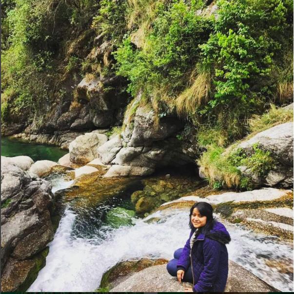 No Name Waterfall Dharamkot-4
